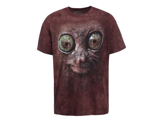 Unisex triko The Mountain Tarsier
