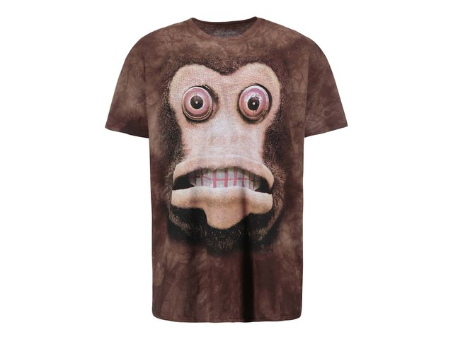 Unisex triko The Mountain Cymbal Monkey
