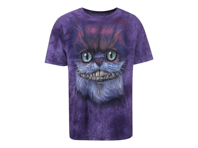 Unisex triko The Mountain Cheshire Cat