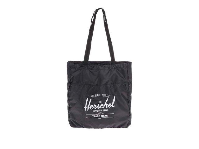 Černá taška Herschel Packable Travel Tote