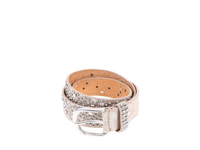 Zlatý pásek s cvočky Haily´s Bibi