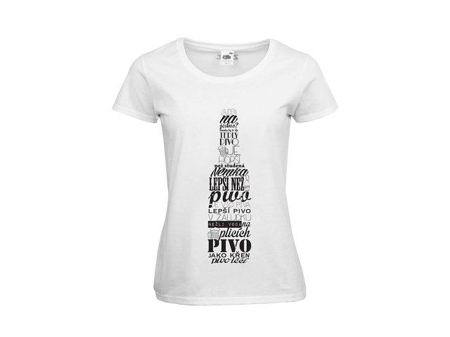 Dámské tričko ZOOT Originál PIVÍČKO