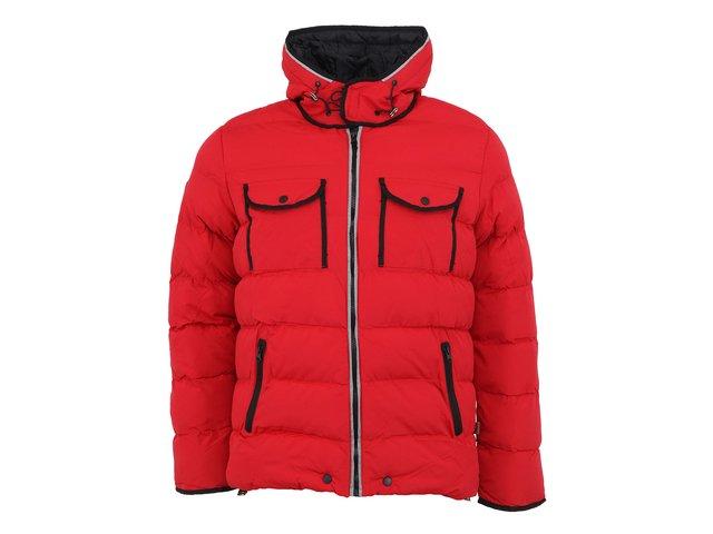 Červená pánská bunda Bellfield Radon