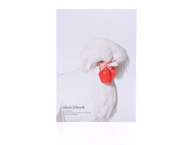 Blok skicák A4 Designblok Kohout