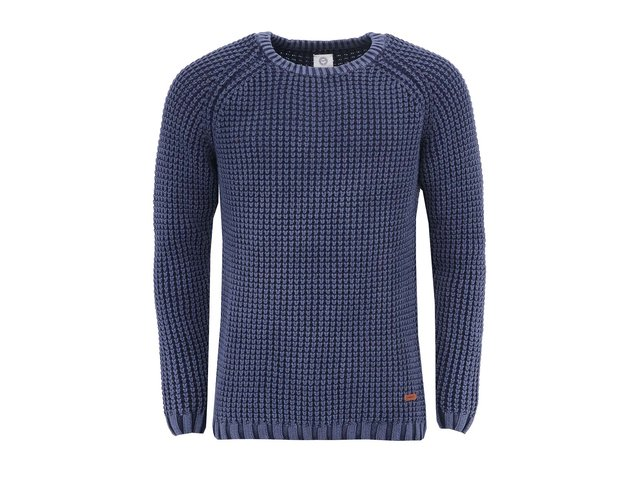 Modrý svetr Bertoni