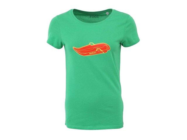 Zelené dámské tričko ZOOT Originál Bob
