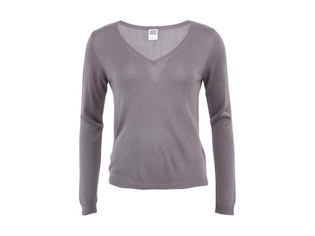Šedý lehký svetr Vero Moda Malma Meghan