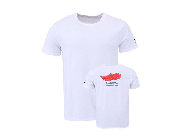 Bílé pánské triko ZOOT Originál Bobová reprezentace