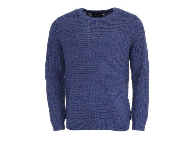 Modrý svetr ONLY & SONS Thomas