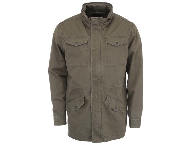 Khaki parka ONLY & SONS Joe