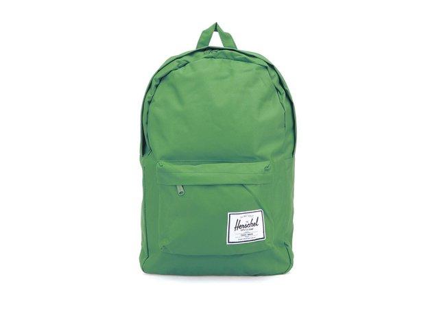 Zelený batoh Herschel Classic