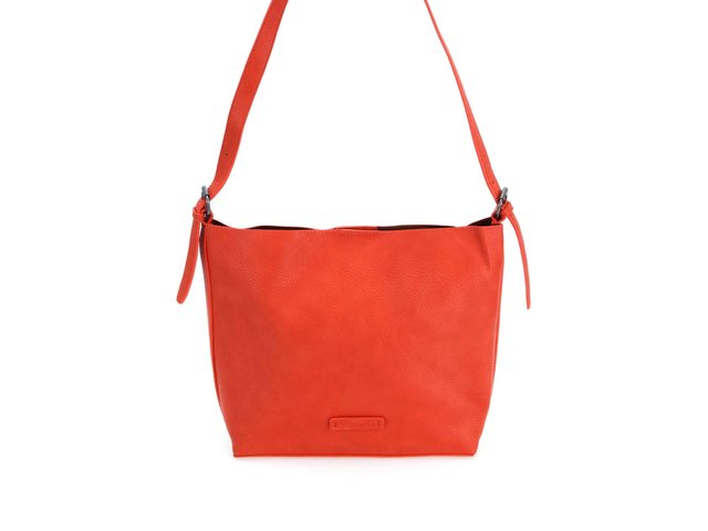 Oranžová kabelka Tamaris Rainbow
