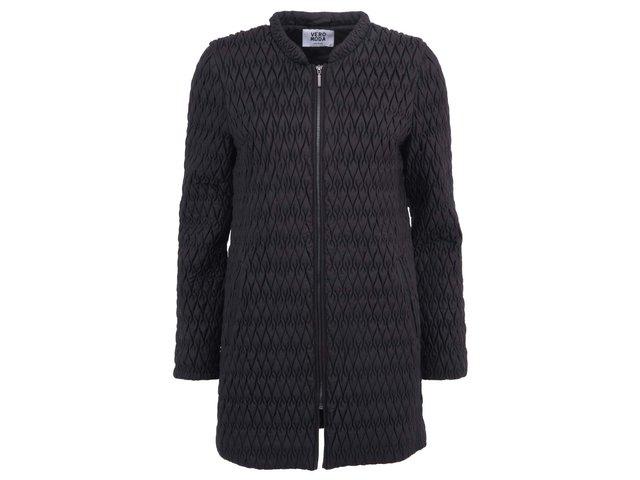 Černý kabát Vero Moda Boogie