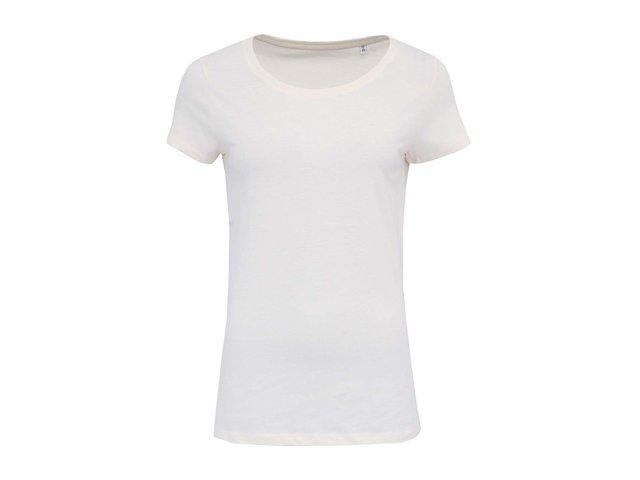 Krémové dámské tričko Stanley & Stella Wants