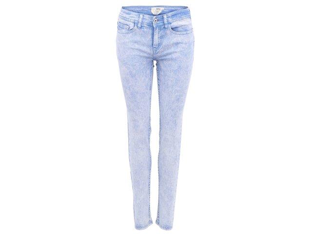 Světle modré dámské džíny se sepraným efektem Bellfield Chard