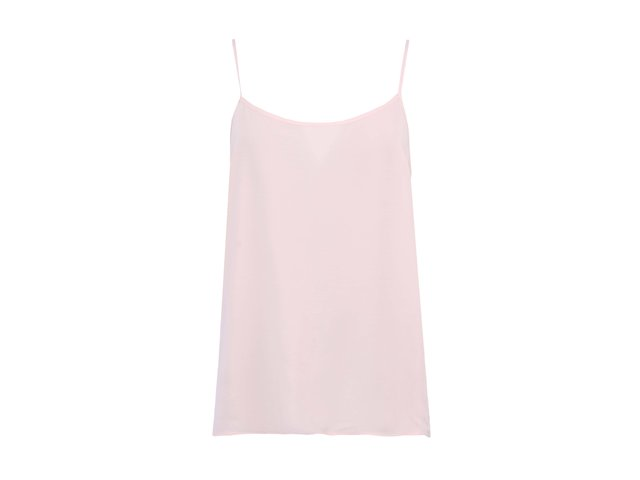 Světle růžové tílko Vero Moda Boca