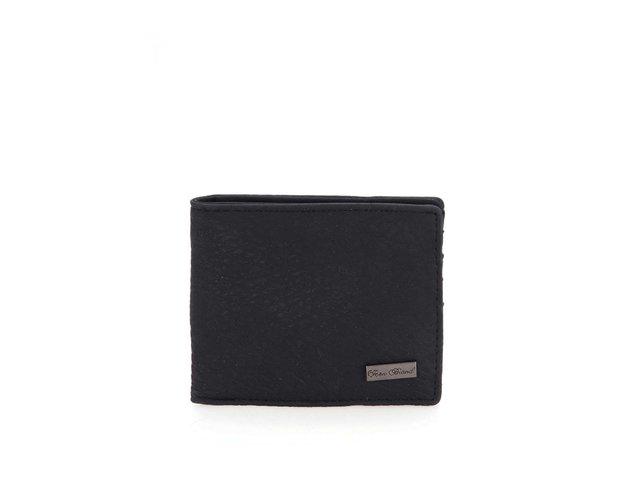 Černá peněženka se zvířecím vzorem Icon Brand Safari Skin