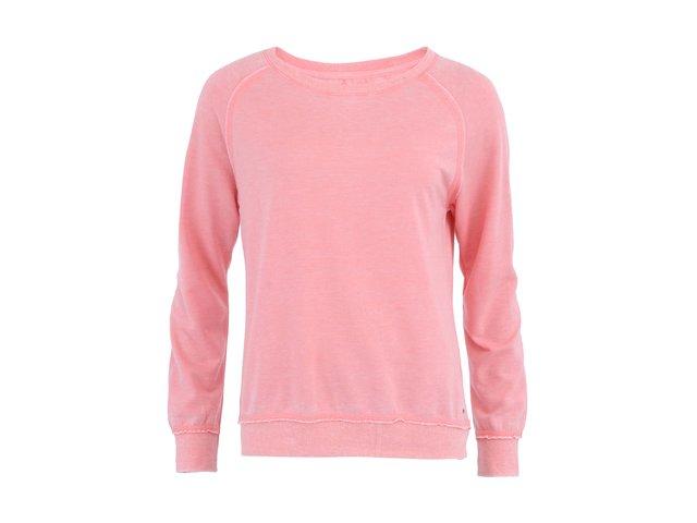 Růžová mikina Vero Moda Trille