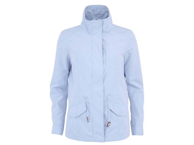 Světle modrá lehká bunda ONLY Sunny
