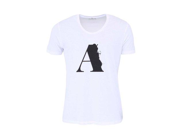 Bílé unisex tričko ZOOT Originál A