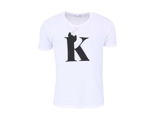Bílé unisex tričko ZOOT Originál K