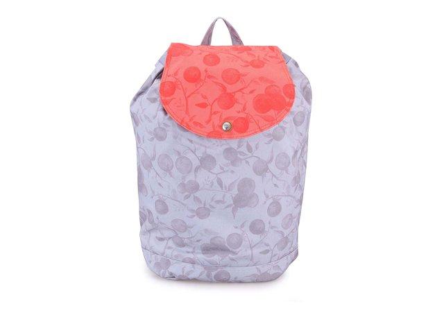 Korálovo-šedý batoh Herschel Reid