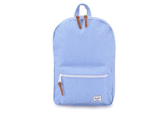 Světle modrý batoh Herschel Settlement Mid-Volume