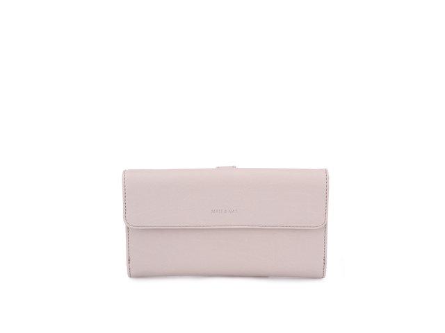 Béžová peněženka Matt & Nat Poppy