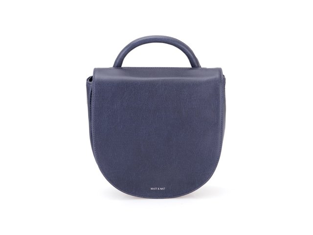 Tmavě modrá kabelka Matt & Nat Parabole