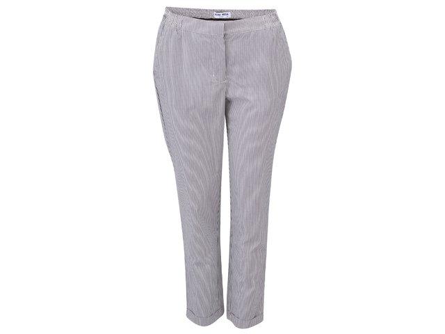 Pruhované kalhoty Vero Moda Polly