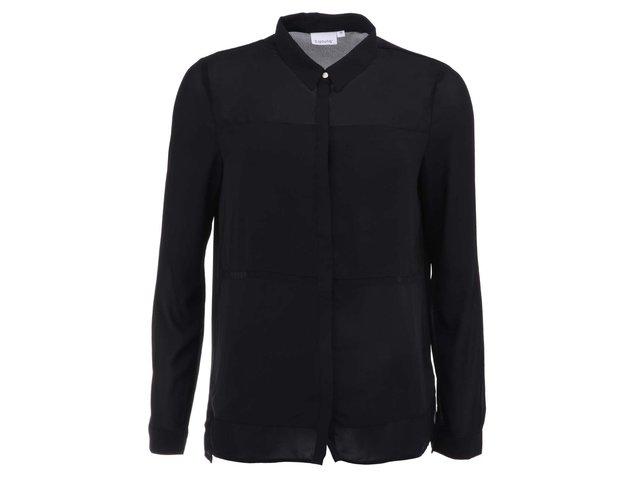 Černá košile b.young Hallis