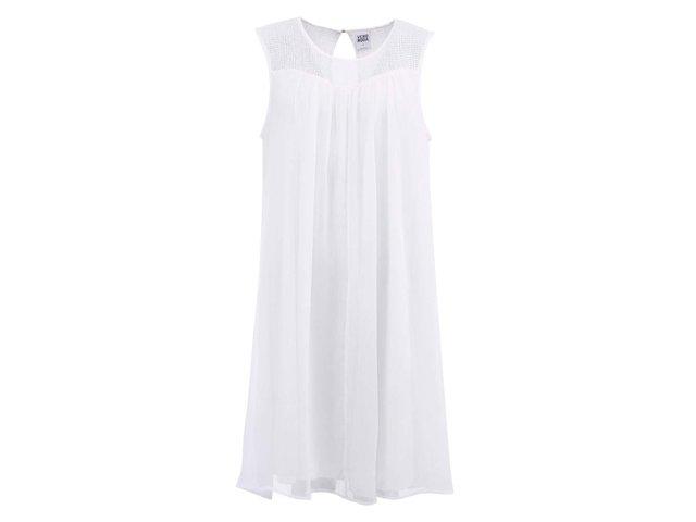 Krémové volné šaty Vero Moda Helen