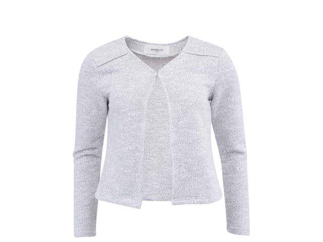 Bílo-černý cardigan Vero Moda Jane