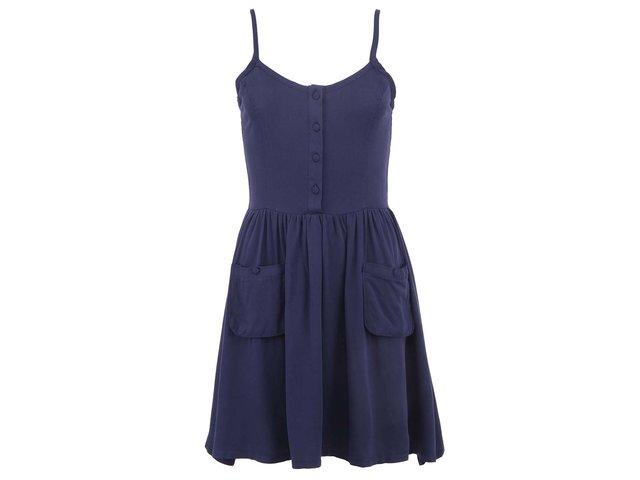 Tmavě modré šaty Bellfield Whitley