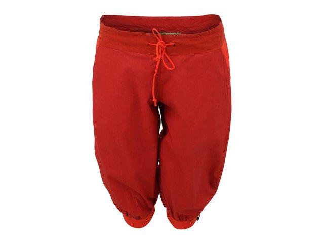 Červené kraťasy Tranquillo Dschibuti