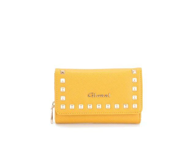 Žlutá peněženka Gionni Clio