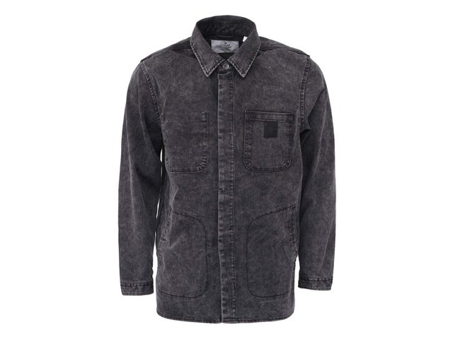 Černá pánská džínová bunda Cheap Monday Labour