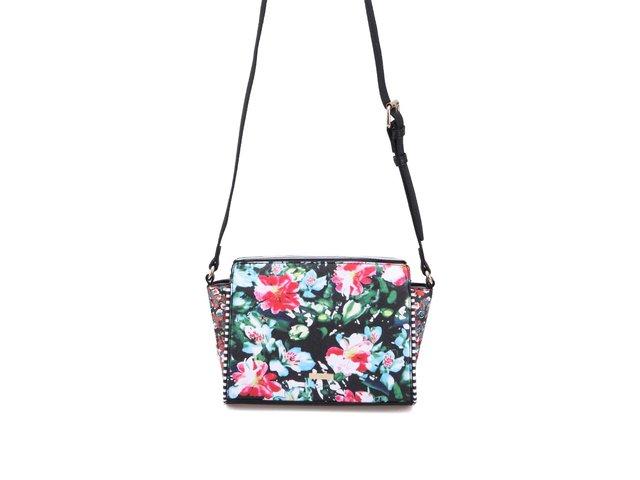 Barevná květovaná menší kabelka přes rameno ALDO Generous