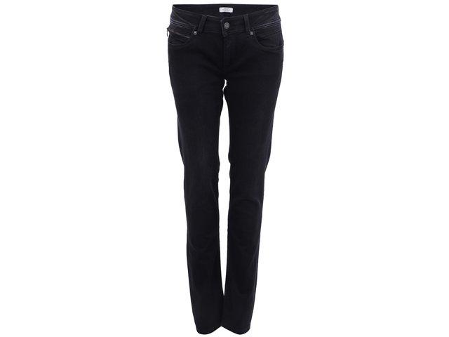 Černé dámské džíny Pepe Jeans New Brooke