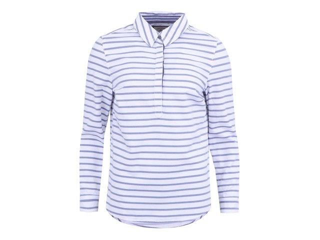 Bílo-modrá pruhovaná košile Tom Joule Clovelly