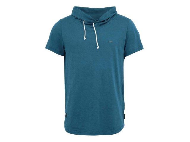 Modré pánské triko Ragwear Stan