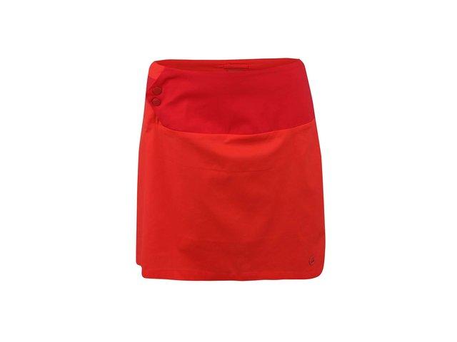 Červená sukně Skunkfunk Asona