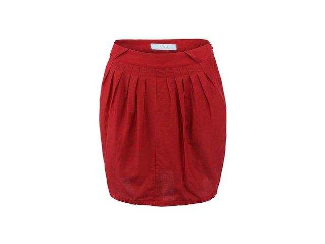 Červená sukně Skunkfunk Zezette