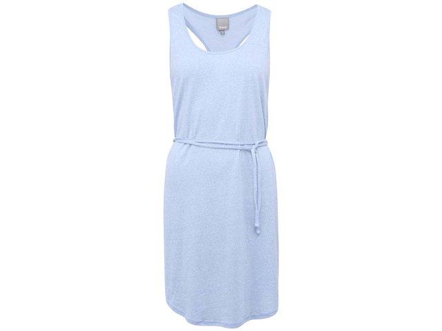 Světle modré šaty Bench Frowing