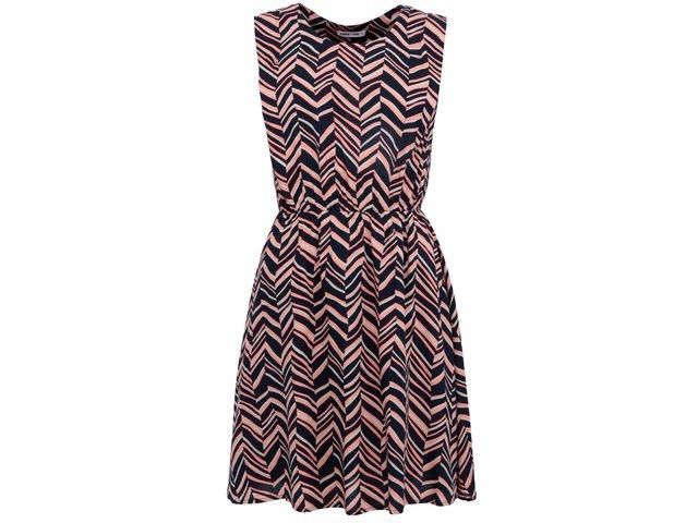 Barevné vzorované šaty GINGER+SOUL