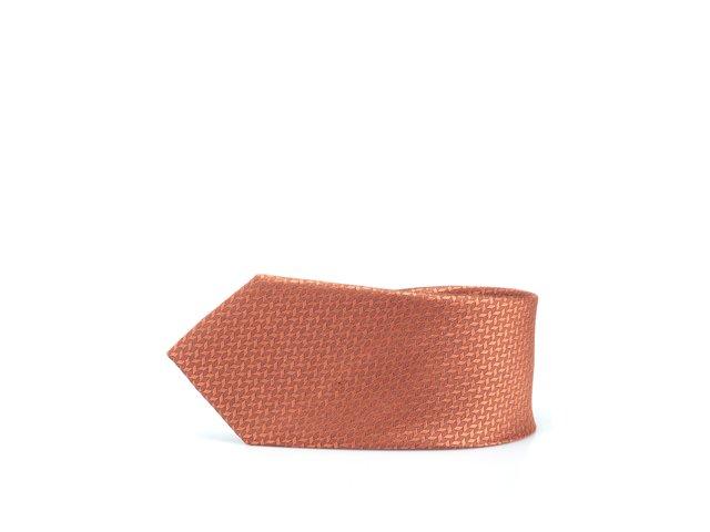 Světle hnědá kravata Selected Noos