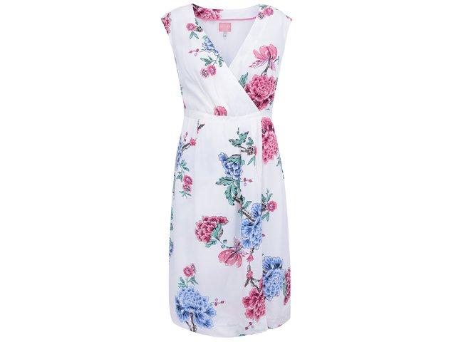 Bílé květované šaty Tom Joule Helena