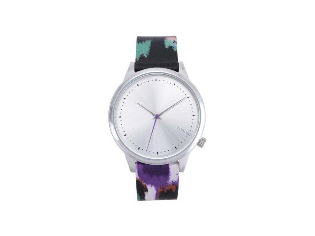 Barevné dámské hodinky Komono Estelle Blue