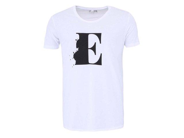 Bílé unisex tričko ZOOT Originál E