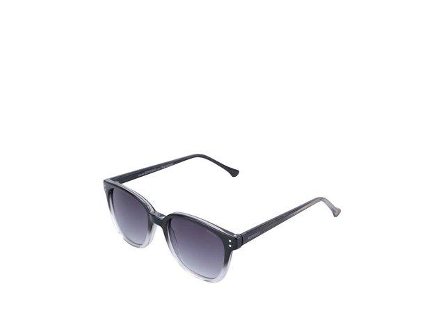 Šedo-černé unisex brýle Komono Renee